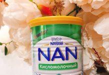 Sữa Nan chua