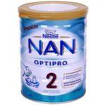 Cách pha sữa Nan 2