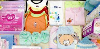 Danh sách đồ sơ sinh mẹ cần chuẩn bị cho bé đầy đủ nhất