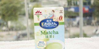 cách pha sữa bầu Morinaga