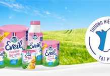 Sữa Lactel Eveil