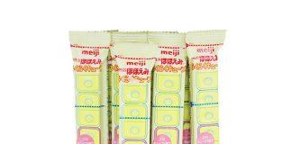 Cách pha sữa Meiji thanh 0-1