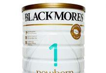 Cách pha sữa Blackmores số 1